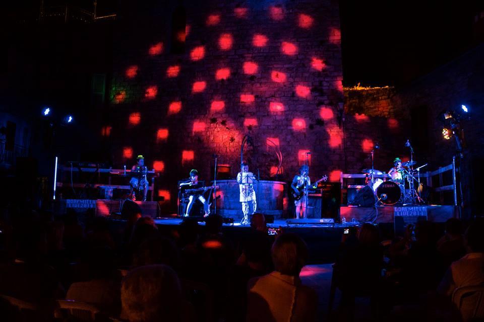 Doremilla Live: concerto estivo 2018