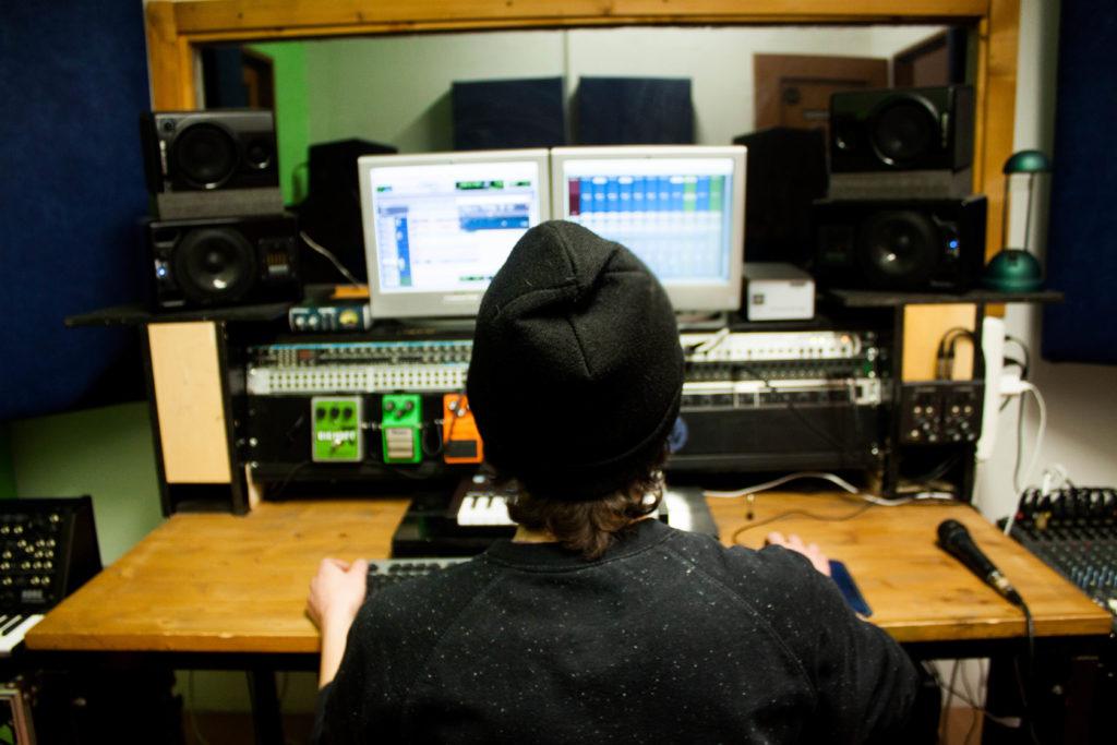 Studio di registrazione doremilla - Studio di registrazione casalingo ...